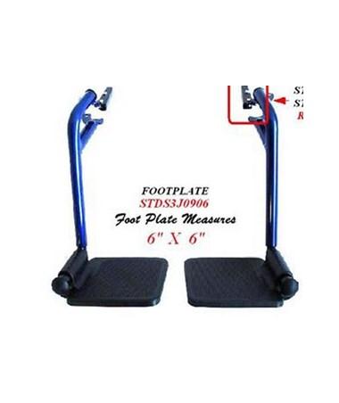 Footrest for ATC19 Transport Chair DRIATCFSL