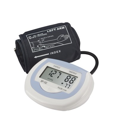 Economy Automatic Upper Arm Blood Pressure Monitor DRIBP2600