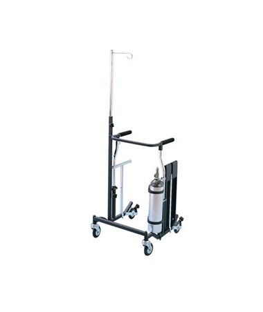 IV Pole for All Wenzelite Posterior and Anterior Safety Rollers DRICE1020