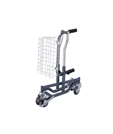 """Drive CE 1315 Basket for use with Adult & Pediatric Safety Rollers - Folded"""