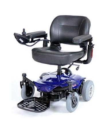 Cobalt Travel Power Wheelchair - Rear Wheel ACTCOBALT