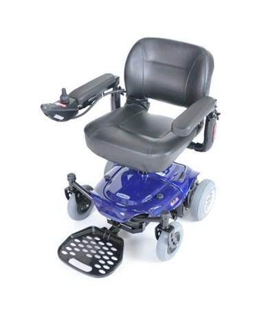 Cobalt X23 Power Wheelchair DRICOBALTX23BL16FS-