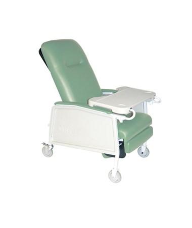 """""""Drive D574-J 3 Position Geri Chair Recliner, Jade"""""""