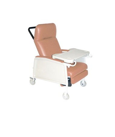 """""""Drive D574-R 3 Position Geri Chair Recliner, Rosewood"""""""