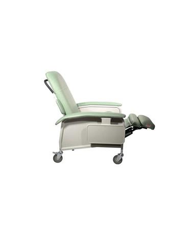 """Drive D577-J Clinical Care Geri Chair Recliner, Jade"""