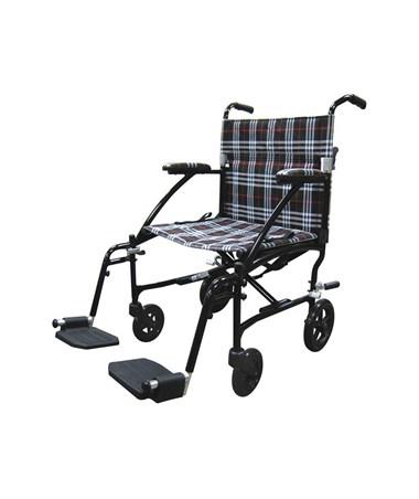 """Drive DFL19-BLK Fly-Lite Aluminum Transport Chair  """