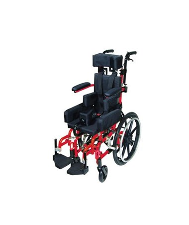 Wenzelite Kanga TS Pediatric Tilt-In-Space Medium Wheelchair