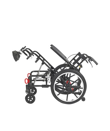 Kanga TS Adult Folding Tilt-in-Space Wheelchair KG A800