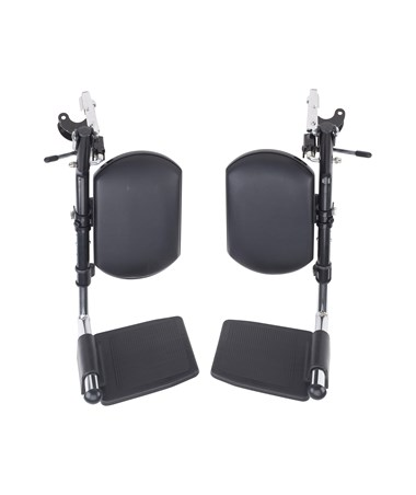 Elevating Legrests for Chrome Sport, Cirrus IV, Viper & Viper Reclining Wheelchairs DRILELR-TF