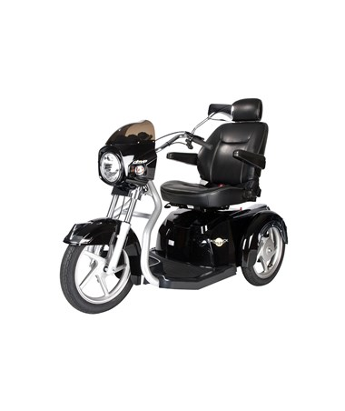 Sport Rider 3 Wheel Scooter DRISR001BLK