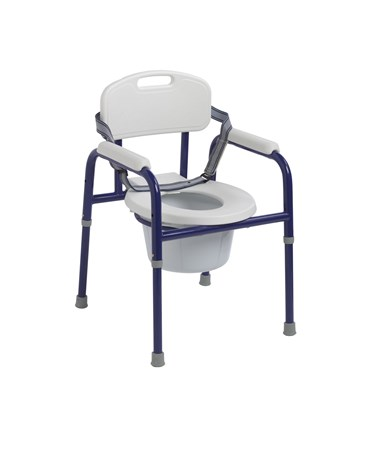 Pinniped Pediatric Commode DRIPC1000BL