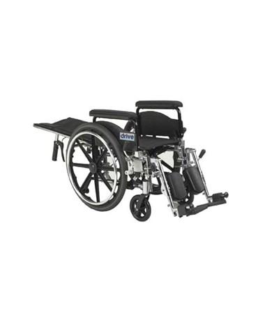 """""""Drive Viper Plus Light Weight Reclining Wheelchair"""""""