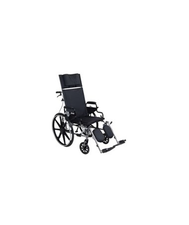 Viper Plus GT Full Reclining Wheelchair DRIPLA416RBDDA-
