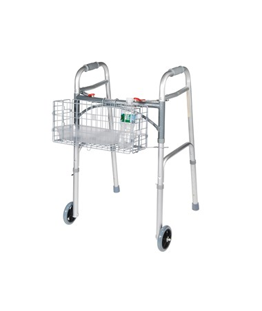 """Drive 10200FB Folding Walker Basket"""