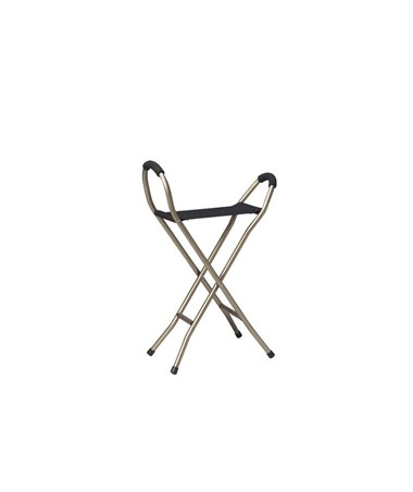 """Drive RTL10360 Folding Lightweight Cane with Sling Style Seat"""