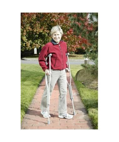 """Drive Aluminum Crutches"""