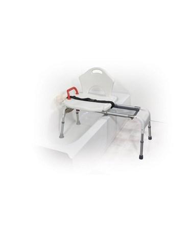 """Drive RTL12075 Folding Universal Sliding Transfer Bench"""