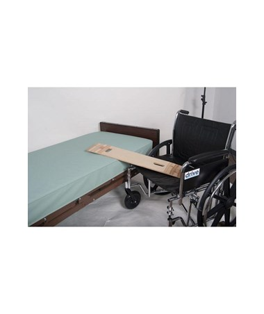 """Drive RTL7047 Bariatric Transfer Board With Hand Holes"""