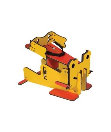 Wenzelite Straddler Bolster Chair DRISD2000