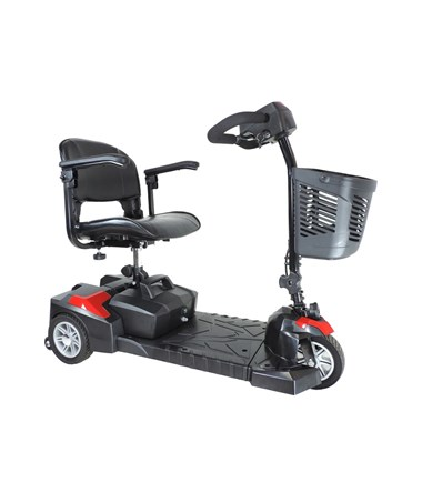 Spitfire Scout DLX 3 Wheel Compact Travel Scooter DRISFSCOUTDLX3