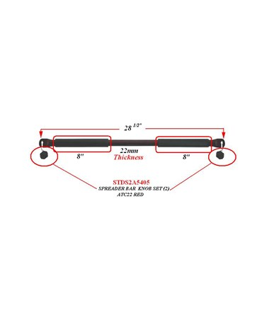 Spreader Bar,ATC22,1ea DRISTDS2A5404