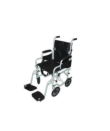 Drive TR16 Poly-Fly Lightweight Transport Chair