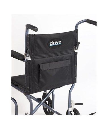 """Drive Deluxe Go-Kart Steel Transport Chair"""