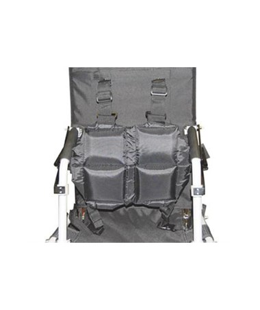 Full Torso Vest for Wenzelite Trotter Convaid Style Mobility Rehab Stroller DRITR8025