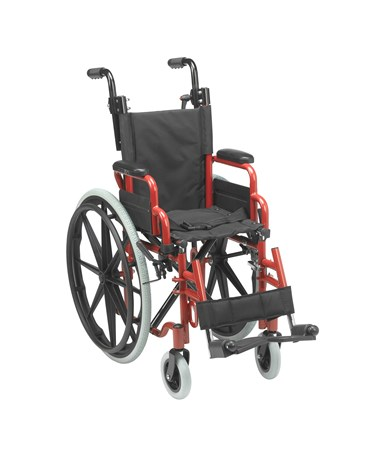 Drive WB 1200 Wallaby Pediatric Folding Wheelchair