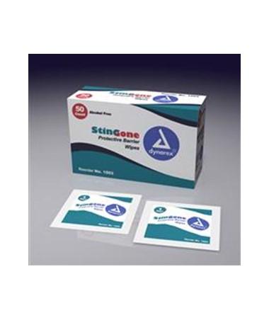 Dynarex #1503 50 pads per box, 20 boxes/case