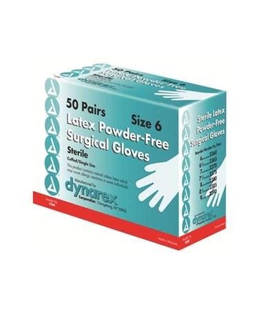 Surgeon's Latex Sterile Glove Powder-Free