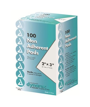 Non-Adherent Pad, Sterile