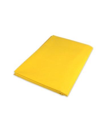 "Dynarex #3518 Yellow Emergency Highway Blanket (premium) 54""x80""  25/cs"