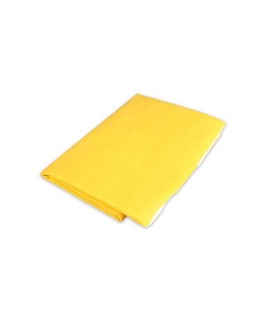"Dynarex #3519 Yellow Emergency Highway Blanket (Economy) 54""x80""  50/cs"
