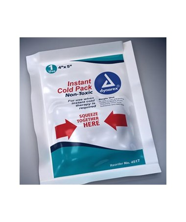 Instant Cold Pack w/Urea