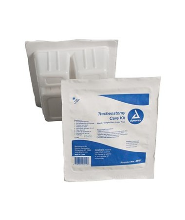 Advantage Trach Care Kit, Sterile, 20 Per Case DYN4600