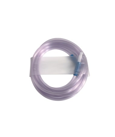 Dynarex 4688 Suction Tubing w/ Straw Connector