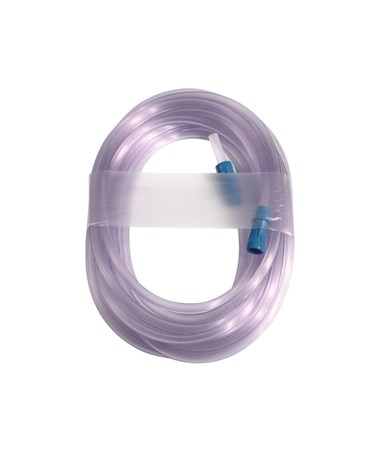 Dynarex 4693 Suction Tubing w/ Straw Connector