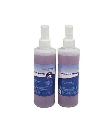 Dynarex #4850 Perineum Wash, 8 oz., 48 per case