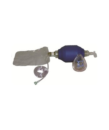 MPR - Manual Pulmonary Resuscitator Bags