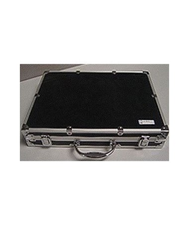 UA Transducer Packing Aluminum Case - closed case