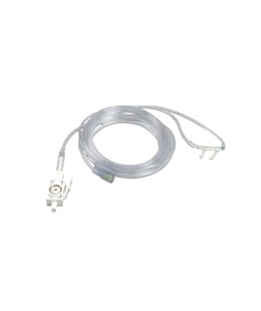 LoFlo Co2 Single Patient Use Cannula for LoFlo Co2 Module EDA3468ADU-00-