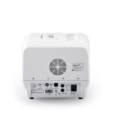 DUS 3 Digital Ultrasonic Diagnostic Imaging System - back view