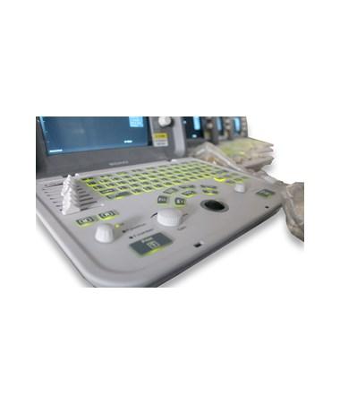 DUS 6 Digital Ultrasonic Diagnostic Imaging System - keypad closeup