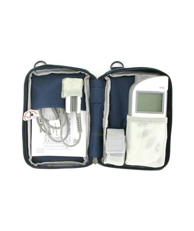 EDAH100B Handheld Pulse Oximeter for SpO2 & PR Measurement - In Carrying Bag