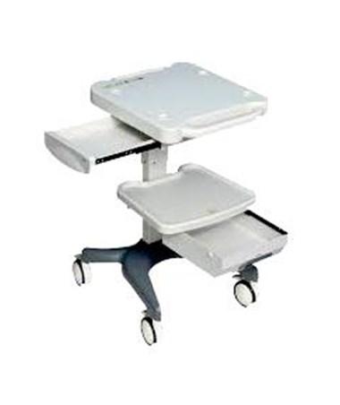 Luxury Trolley with Shelf for Edan SE-12 Express ECG Machines EDAMT-801