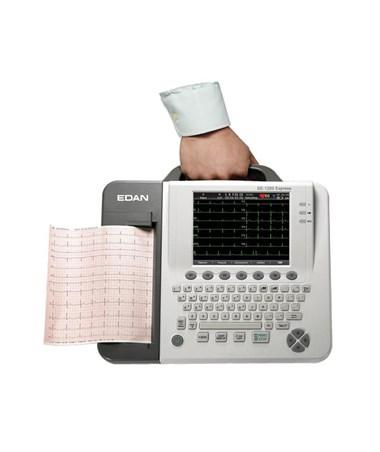 SE-1200ExpressBasic 12-Channel ECG Machine - hand carried