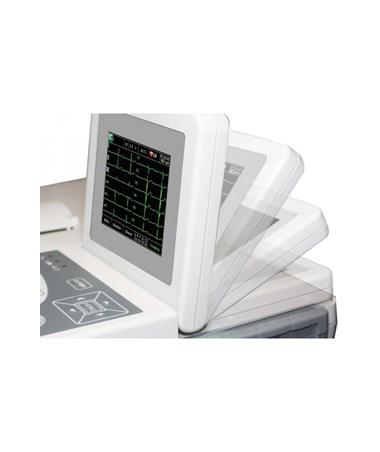 Three-Channel ECG Machine - folding screen