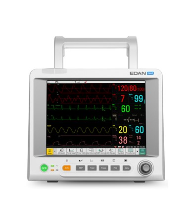 EDAiM60-Vital Signs Patient Monitor for Acute and Sub-Acute Cares - Front