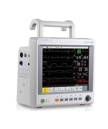 EDAiM60- Vital Signs Patient Monitor for Acute and Sub-Acute Cares - iM70 Side